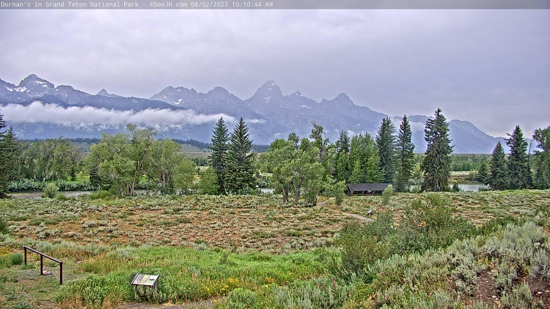 Henrys Fork River Webcam