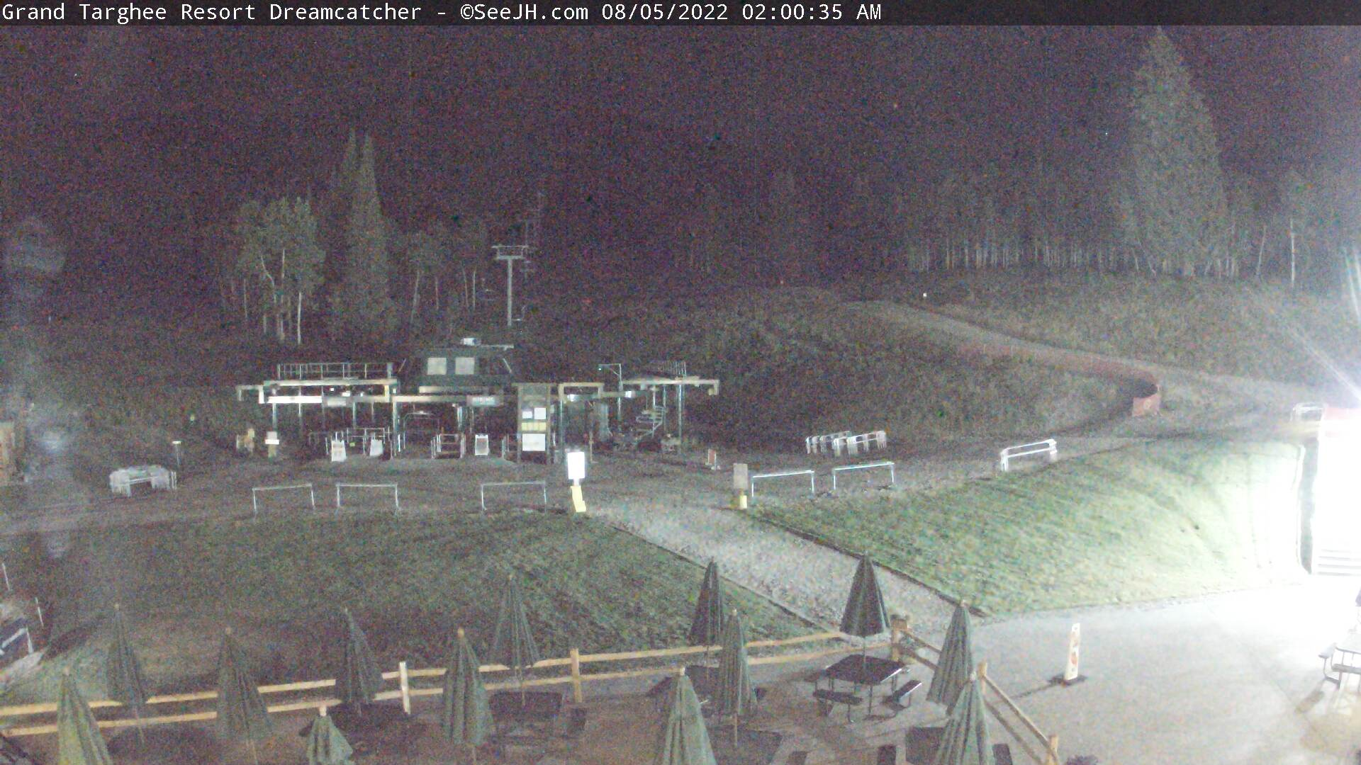 Grand Targhee Base Area Webcam